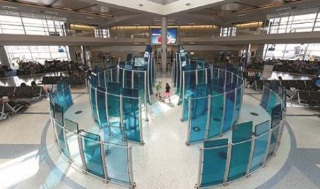 Dallas Fort Worth International Airport (DFW) Artscape