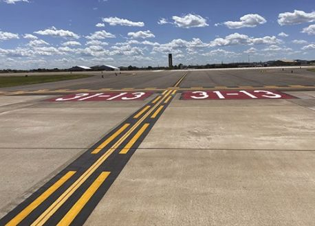 Nashville Int'l Cuts Costs for Airfield Markings With New Inspection & Maintenance Strategy