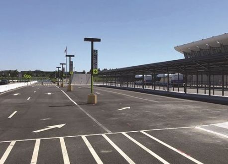 Dulles Int'l Adds Separate Pickup Area for TNC Traffic