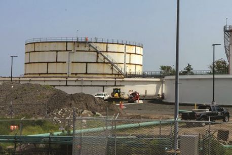 Improvements to Bulk Fuel Farm at JFK Int'l Include First New Tanks in Almost 50 Years