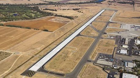 Collaboration, Flexibility Help Sacramento Int'l Meet Critical Deadline to Reopen Key Runway