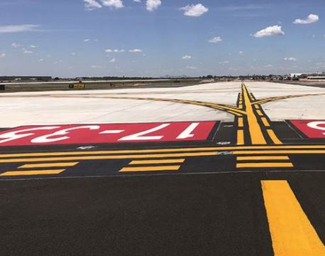 Philadelphia Int'l Finishes Airfield Rehab Months Early Despite Multiple Challenges