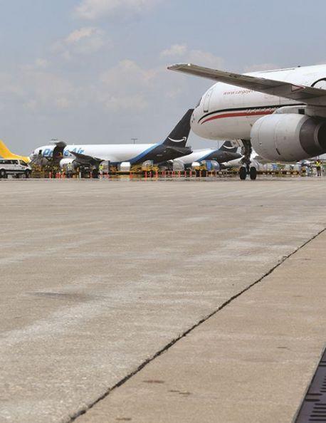 Extensive Cargo Growth at Cincinnati Int'l Boosts Revenues, Diversifies Business Base