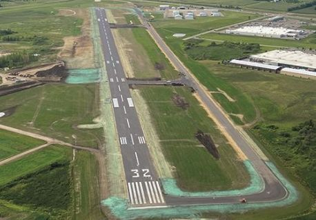 Detroit Lakes County Airport Expands Main Runway to Attract More Jet Traffic