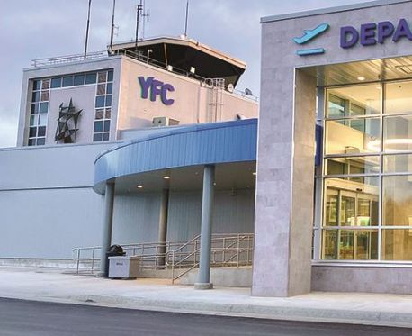 Fredericton Int'l Updates & Expands its Terminal