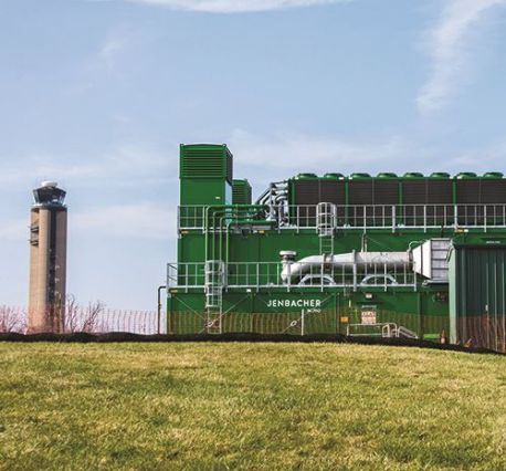 Pittsburgh Int'l Boosts Energy Resiliency, Reliability