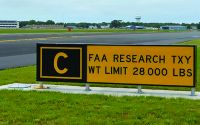 FAA Conducts Airfield Safety Research at Cape May Airport
