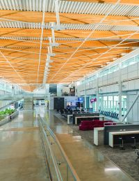 New Hardstand Terminal at Sea-Tac Redefines Hardstand Operations