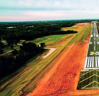 Spartanburg Downtown Memorial Enhances Facilities With Runway Extension & Other Improvements