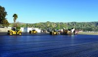 Hollywood Burbank Airport Repaves Ramp with Advanced Asphalt