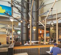 Minneapolis-St. Paul Int'l Gives Passengers  a Taste of the Great Outdoors