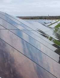 New Addition at Tallahassee Int'l Creates World's Largest On-Airport Solar Farm