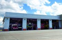 Lexington Blue Grass Airport Adds New Fire Station During Airfield Upgrades