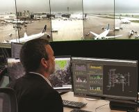 Virtual Ramp Control System in the Works at Orlando Int'l