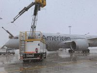 O'Hare Moves Aircraft Deicing From Gates to High-Tech Centralized Facility
