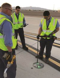 Asset Tracking Software at McCarran Int'l Boosts Efficiency, Documents FAA Compliance