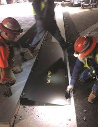 San Diego Int'l Installs New Engineered Material Arresting System